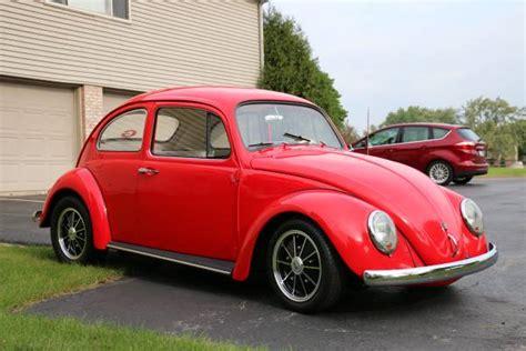 1960 vw beetle california look buy classic volks