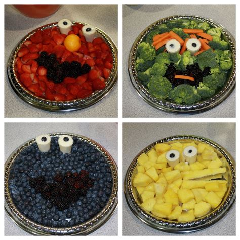 Sign up for a free sesame street account for even more games and videos you can access anytime, anywhere! Sesame Street theme plates   Food, Fruit, Veggies