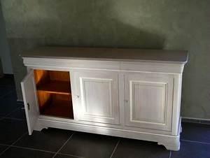 Repeindre un meuble en chene massif excellent renovation for Awesome couleur meuble cuisine tendance 4 deco chambre louis philippe