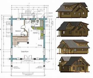 cabin floor plans and designs 1000 sq ft cabin plans With cabin home plans and designs