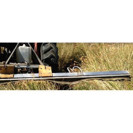 landwise weed wipers farm agricultural machinery po