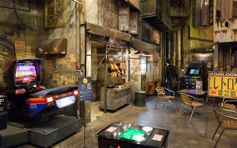 anata  warehouse kawasaki arcade   gangster dystopia