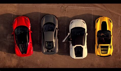For salamondrin and his friends, they got into a discussion as to which of the follow were faster: Fastest Supercar: Corvette Z06 vs McLaren 675LT vs Ferrari 488 GTB vs Lamborghini Huracan