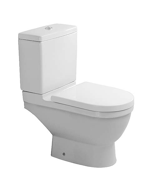 duravit starck 3 coupled toilet with cistern seat and cover