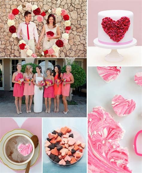 valentines day wedding decorations valentine s day inspiration for your wedding
