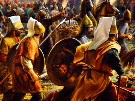 Charge Of The Ottoman Janissaries