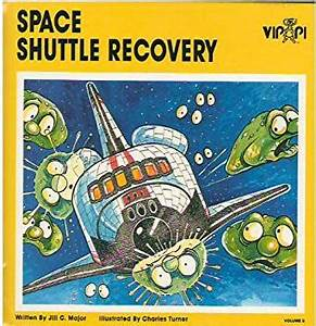 SPACE SHUTTLE RECOVERY (VIPPI MOUSE BOOKS Book 5) - Kindle ...