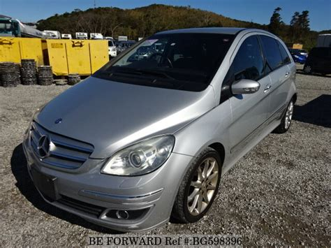 The older d2b cars can use a factory v60 cradle with a i have a us mercedes c230 kompressor model 2005. Used 2005 MERCEDES-BENZ B-CLASS B170/CBA-245232 for Sale BG598396 - BE FORWARD