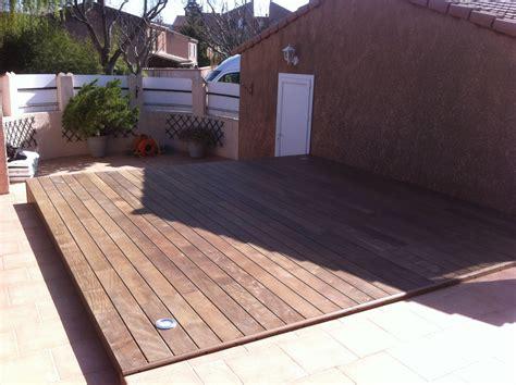 cr 233 ation de terrasse en bois exotique ipe parquet et terrasse en bois aix en provence les