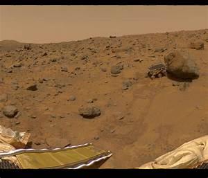 Mars Pathfinder Color Images