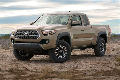 2017 Toyota Tacoma Restraint Solidity Masculinity
