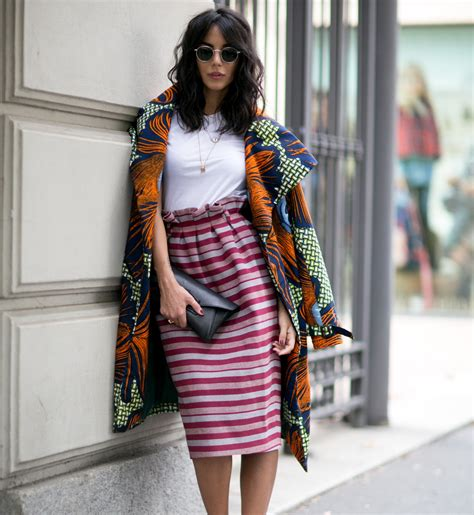 modne spodnice wiosna lato  ellepl trendy jesien zima  modne fryzury buty manicure