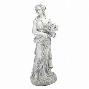 Statues of Women Greek Female Woman Goddess Horae Statue