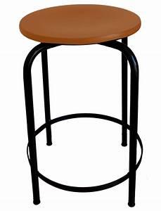 Küchenhocker Sitzhöhe 60 Cm : hocker sitzh he 60 cm mit fu st tze hocker stahlrohrhocker vierbeinhocker werkraumhocker ~ Whattoseeinmadrid.com Haus und Dekorationen