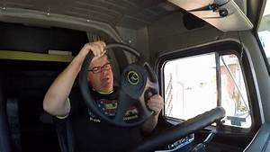 164 Replacing Peterbilt Steering Wheel The Life Of An