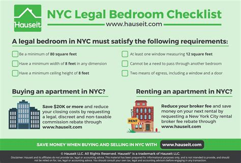 Fha Bedroom Window Height Requirements by What Qualifies As A Bedroom In Nyc 2019 Faq