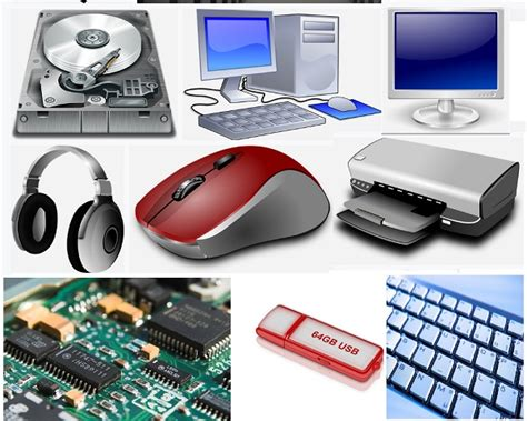 What Are Different Types Of Computer Hardware