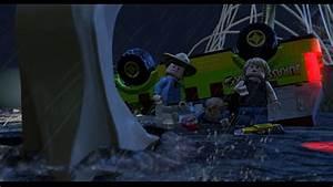 Lego Jurassic World Review LEGO Jurassic World