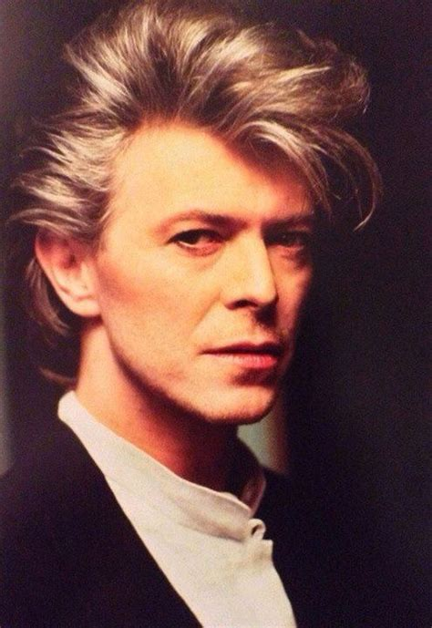 David Bowie?s spectacular hair! ? Janet Carr