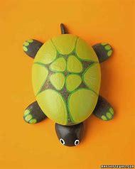 Rock Turtle Craft