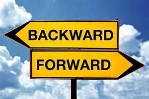 Northern Reflections  Forward  Not Backward