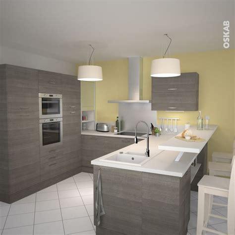ustensiles de cuisine en p cuisine en bois structuré stilo noyer naturel pastel