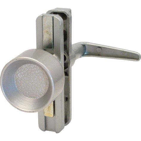 screen door knobs prime line activated sliding screen door latch a