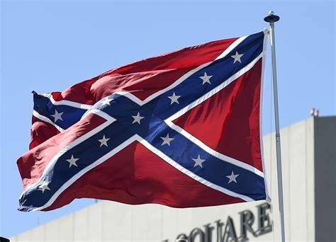 banned flag regrettably  hanging    fans