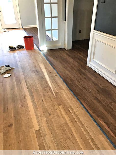 unique refinishing  hardwood floors diy unique