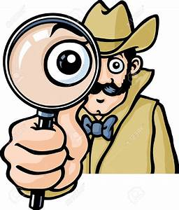 Detective Clipart | www.imgkid.com - The Image Kid Has It!