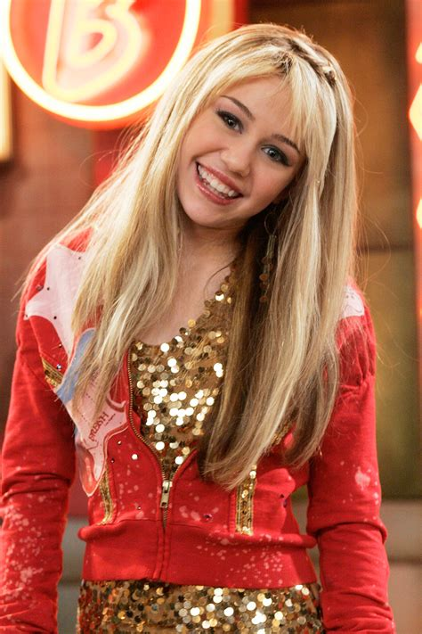 miley cyrus montana miley cyrus on montana it s a lot to put on a kid