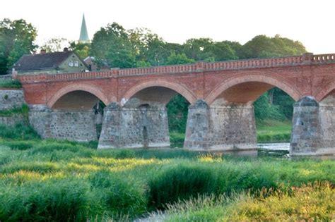 Kuldīgas tilts : Tilti : Kuldīga, Kuldīgas novads, Latvija