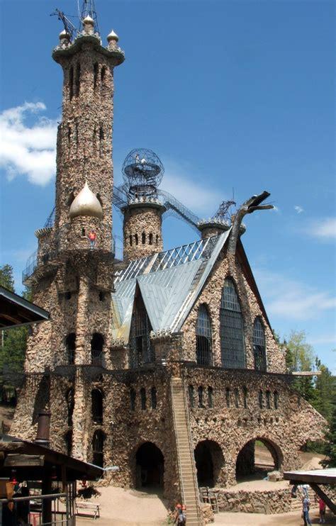 bishop castle rye colorado  beautiful places