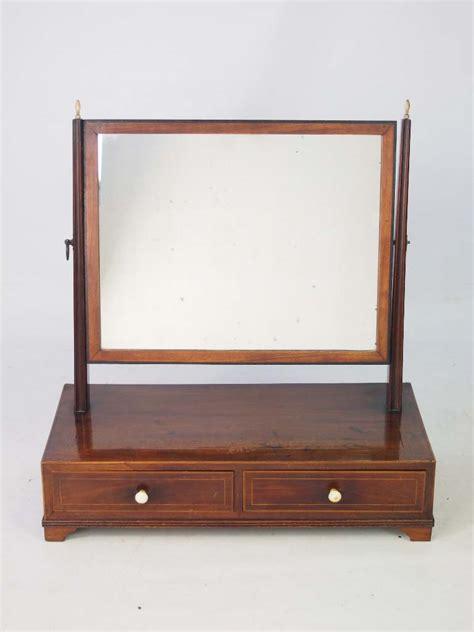 antique vanity mirror antique regency toilet mirror vanity mirror