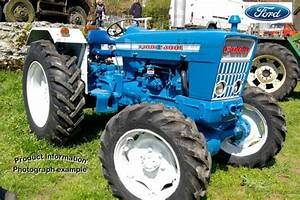 Ford 5000 - Ford - Machinery Specifications - Machinery