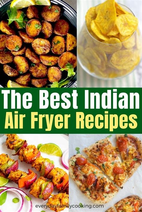 fryer air indian recipes cooking pakora breakfast vegetarian fish food usa