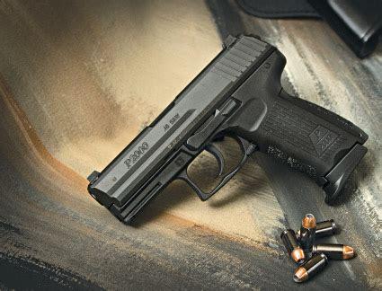 gun review hk p  duty pistol lem  truth  guns