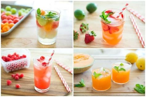 4 refreshing summer drinks non alcholic