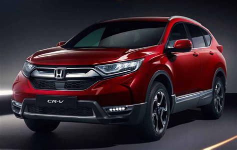 honda crv 2020 price 2020 honda crv release date engine price exterior