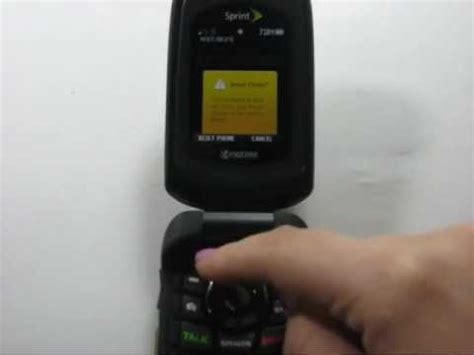 how to reset a kyocera phone duraxt videolike