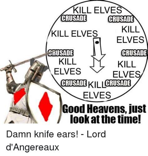 Crusade Memes - funny crusader memes of 2017 on sizzle crusading