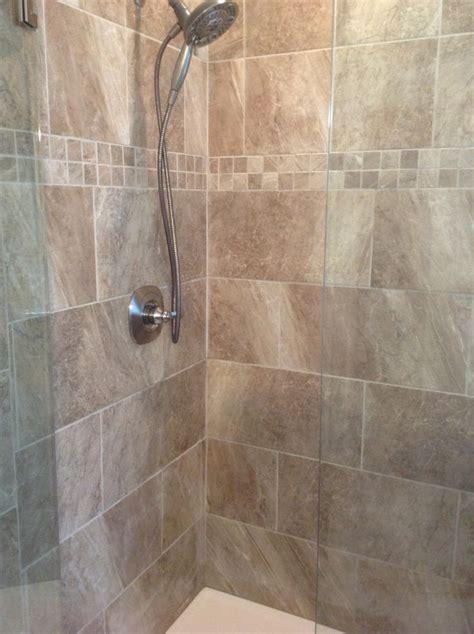 12 x 24 porcelain tile in bathroom on floor wood floors