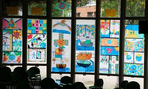 Fensterdekoration Weihnachten Schule by Farbenflut Im Forum Sch 252 Ler Des Mallinckrodt Gymnasiums