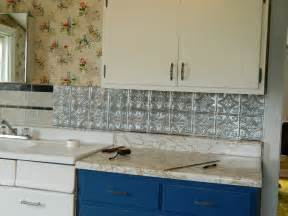 Stick On Backsplash For Kitchen Peel And Stick Kitchen Backsplash Bukit