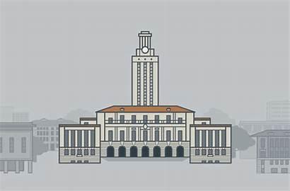Tower Lighting Orange Ut Texas University Special