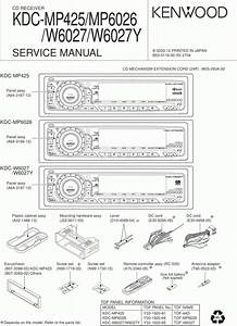 Kenwood Dnx9960 Wiring Diagram