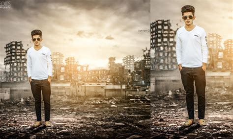 Background Changer Photoshop Photo Editing Manipulation Photoshop