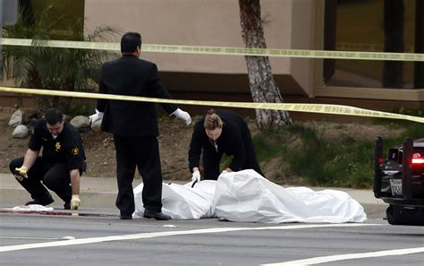 Los Angeles, Ca  Four Dead, Including Gunman, In