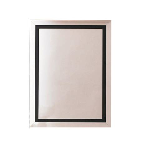 black medicine cabinet with mirror decolav 22 in w x 30 in h x 5 in d surface mount