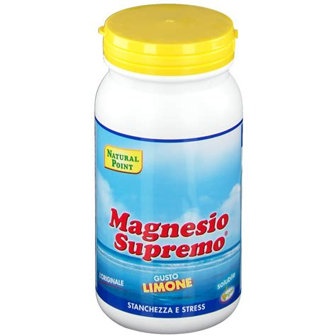 magnesio supremo magnesio supremo 174 lemon shop farmacia it